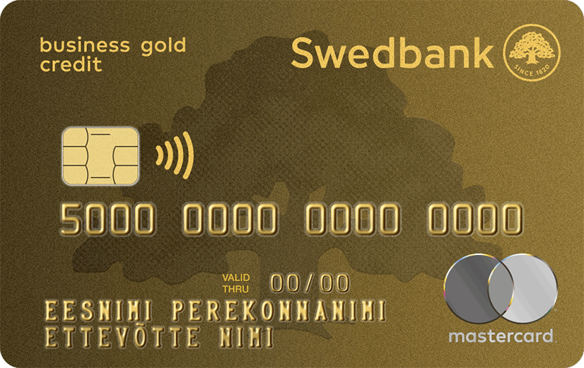 Business Gold Credit Card