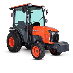 Get €3000 off a Kubota tractor with Swedbank leasing!