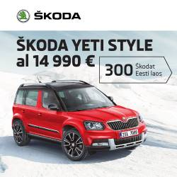 Special offers from Škoda