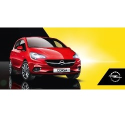 €1,400 gift card for Opel Corsa Enjoy*