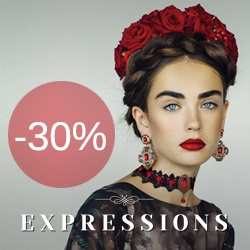 A 30% discount on accessories from Expressions