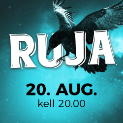 "A 40% discount on tickets to the concert ""Eesti muld ja Eesti RUJA"""