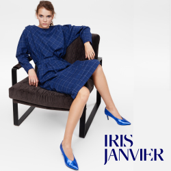A 20% discount on IRIS JANIVER designer outfits