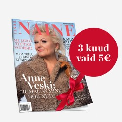 Magazine Eesti Naine – 3 months' subscription for €5
