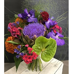 A 25% discount from the Art Flowers online flower shop